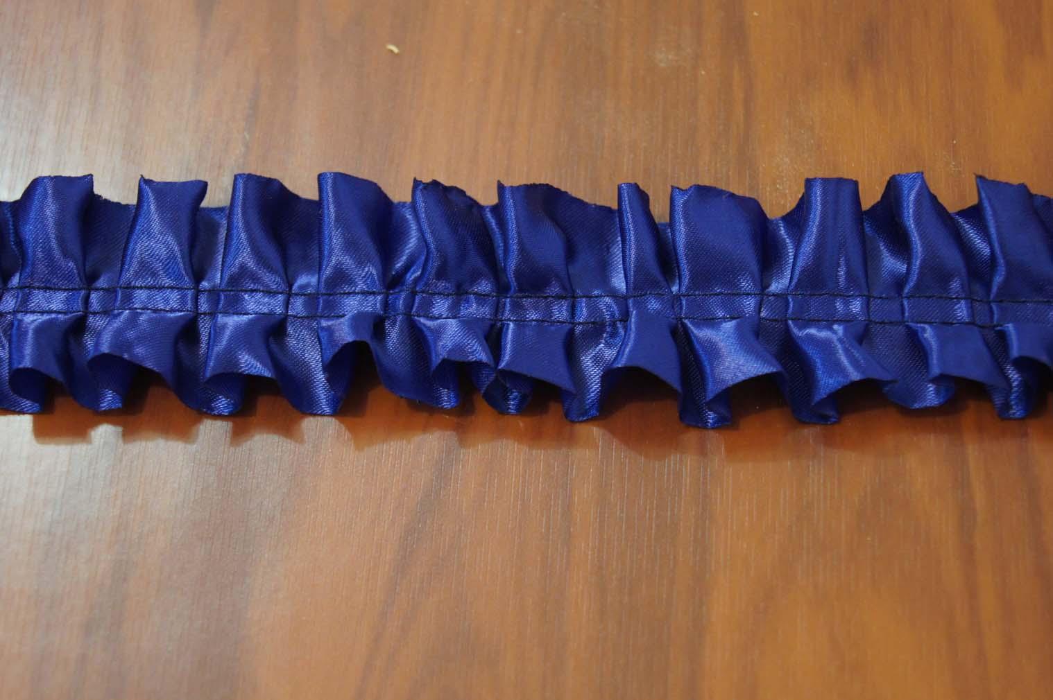 Как на шторах сделать складки: схема 21